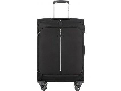 Cestovní kufr Samsonite POPSODA SPINNER 66 černý