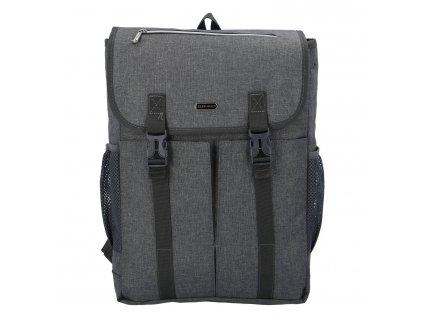 Coveri univerzální batoh šedý
