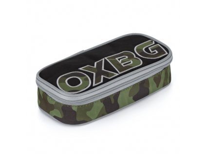 Penál - Etue komfort ARMY  OXYBAG