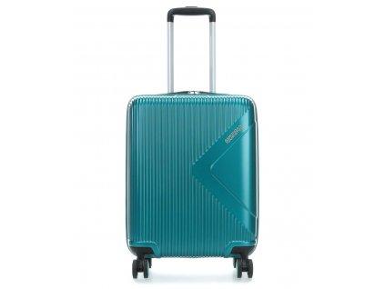 american tourister modern dream kufr se 4 kolecky zelena 55 cm 110079 1327 31
