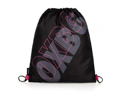 karton pp studentsky vak oxy black line pink 7 79419
