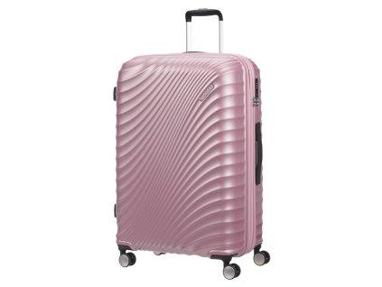 Cestovní kufr American Tourister JETGLAM SPINNER 67/24 TSA EXP růžový