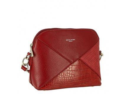 david jones kabelka červená 6406 1 950, 1230431 a