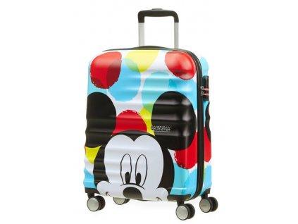 American Tourister cestovní kufr WAVEBREAKER DISNEY 55/20 Mickey
