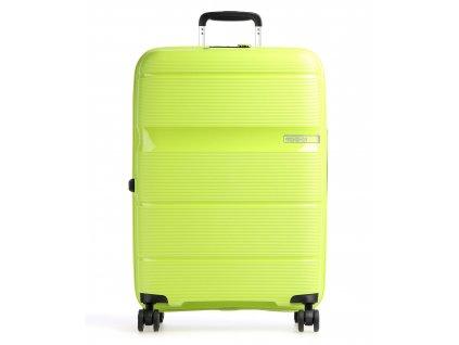 american tourister linex kufr se 4 kolecky zelena 128455 8425 31