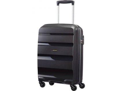 Střední kufr American Tourister BON AIR SPIN.66/25 - černý