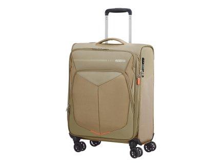 Příruční kufr  American Tourister SUMMERFUNK béžový