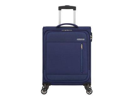 Příruční kufr American Tourister HEAT WAVE modrý