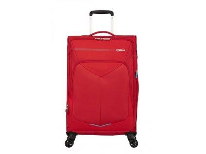 Střední kufr American Tourister SUMMERFUNK červený
