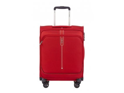 Kabinový kufr Samsonite POPSODA SPIN.55/20 - červený