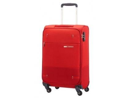 Kabinový kufr Samsonite BASE BOOST SPIN.55/20 - červený