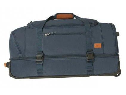 American Tourister ALLTRAIL látková cestovní taška na kolečkách L - modrá