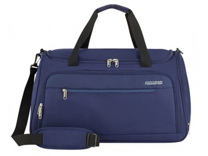 Cestovní taška American Tourister HEAT WAVE S - modrá