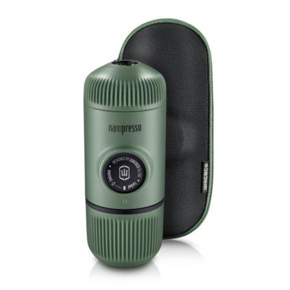 wacaco nanopresso moss green