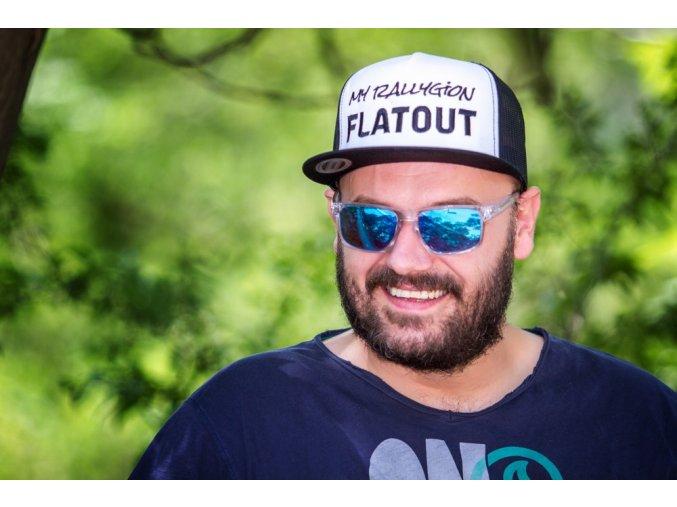 čepice Trucker FLATOUT