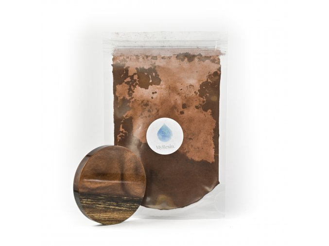 Metalický pigment do pryskyřice Dobré Kafe MyResin
