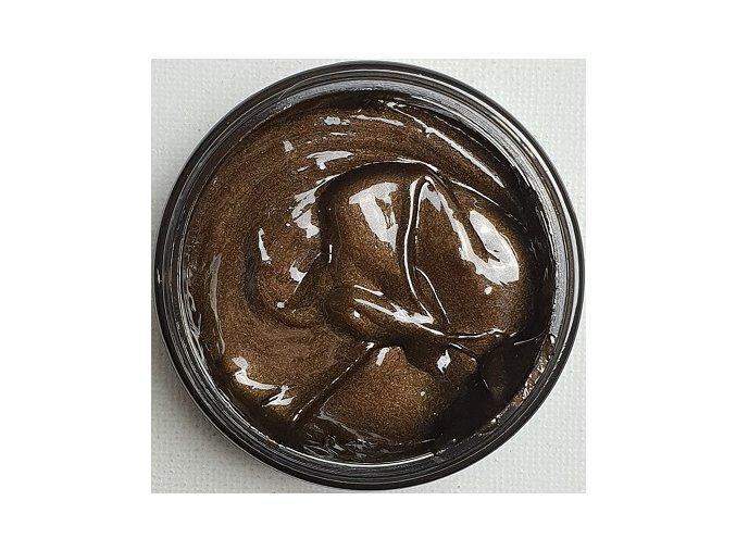 Lesklá pigmentová pasta Chocolate Brown