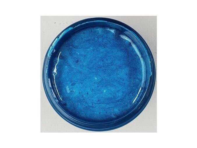 Lesklá pigmentová pasta Tidal Blue