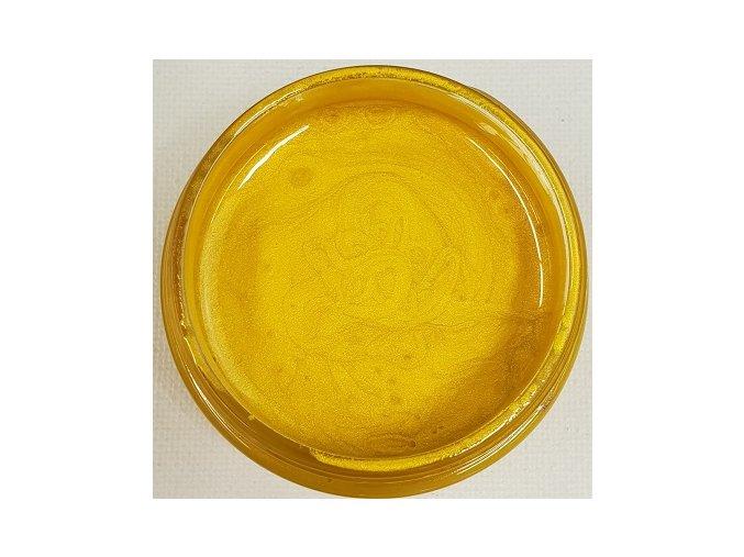 Lesklá pigmentová pasta Lemon Yellow