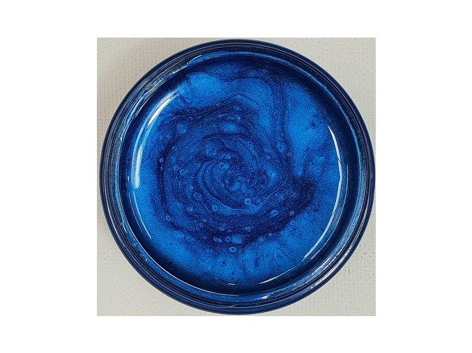 Lesklá pigmentová pasta Dragon Blue