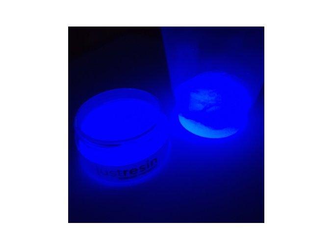 Purple - Svítící Práškový Pigment 60 g
