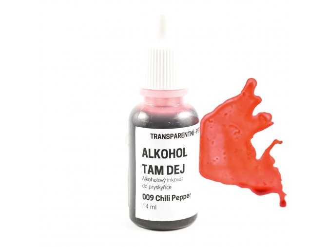 Alkohol Tam Dej Chili Pepper 14 ml
