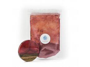 MetalickĂ˝ pigment do pryskyĹ™ice Sangria MyResin