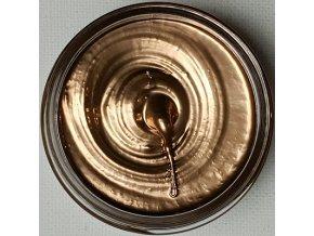 Kovová pigmentová pasta Pale Gold