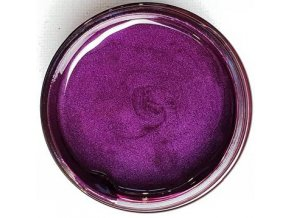 Lesklá pigmentová pasta Midnight Violet