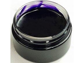 Průhledná pigmentová pasta Ultra Marine Violet