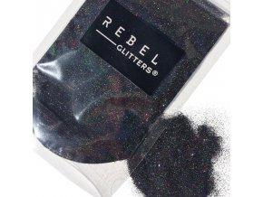 Černý Opál Glitry Rebel Glitters 50 g