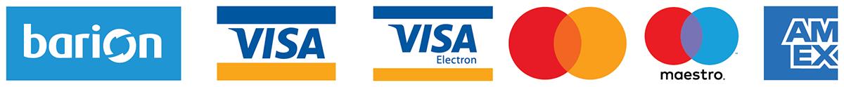 Prijímame online platby kartou