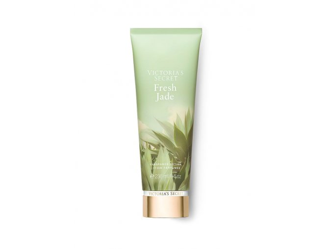 letná edícia,parfumované telové mlieko victoria's secret fresh jade