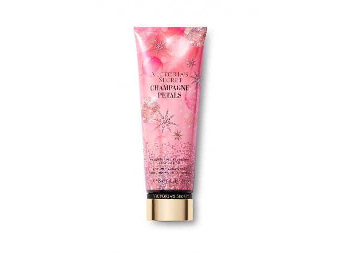 parfumované telové mlieko victoria's secret champangne petals