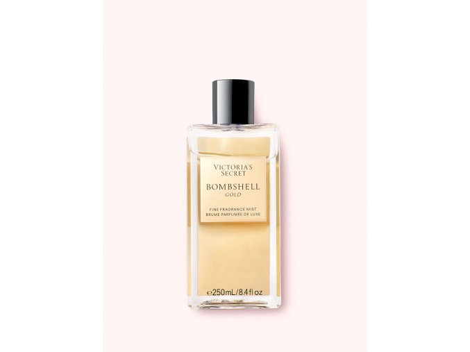 parfumovaná voda (mist) victoria's secret bombshell gold