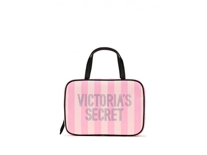 kozmetická taška na cestovanie victoria's secret