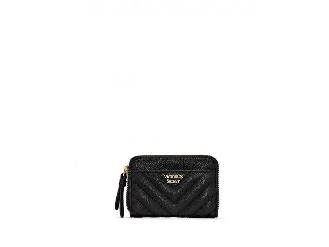 menšia peňaženka victoria's secret čierna