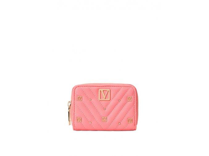 menšia peňaženka victoria's secret korálová