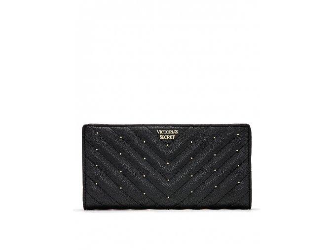 peňaženka victoria's secret v-quilt čierna