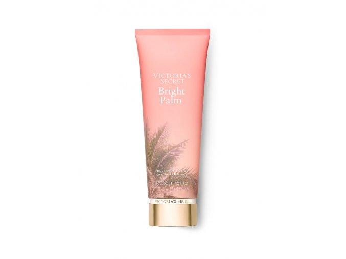 letná edícia,parfumované telové mlieko victoria's secret bright palm