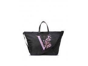 ľahká textilná taška victoria's secret