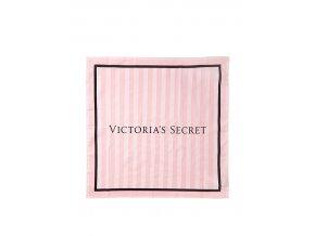 tenký šál alebo šatka victoria's secret s logom