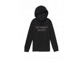 mikina victoria's secret čierna