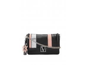 crossbody kabelka victoria's secret z najnovšej kolekcie v pestrofarebnom dizajne