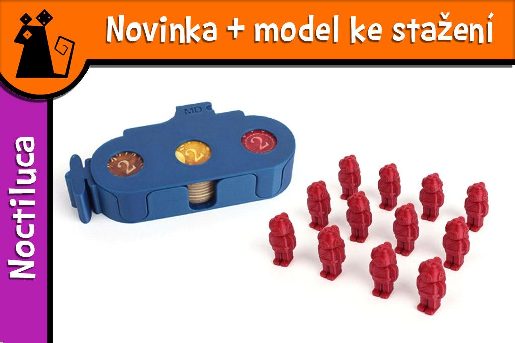 Noctiluca - 3D modely