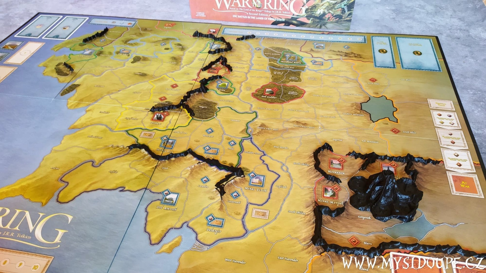 War of the Ring - 3D hory