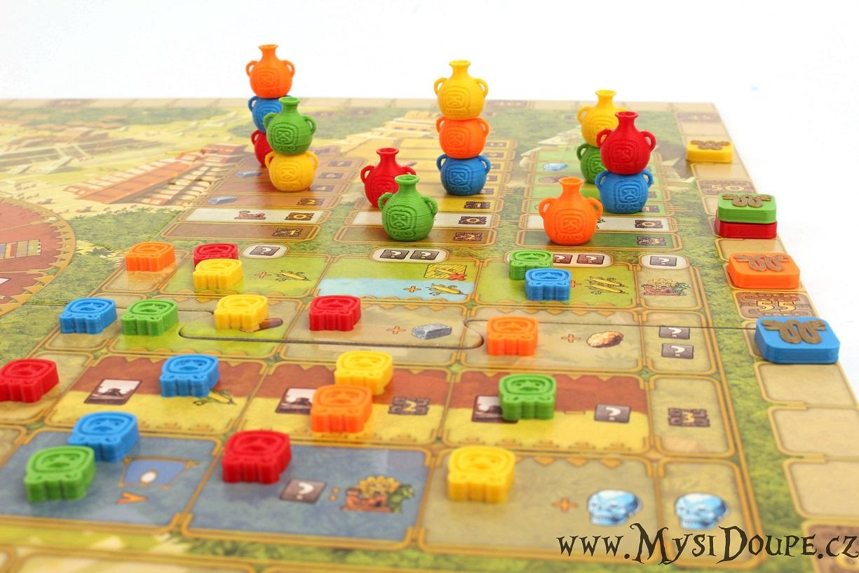 Tzolk'in: Mayský kalendář - 3D set