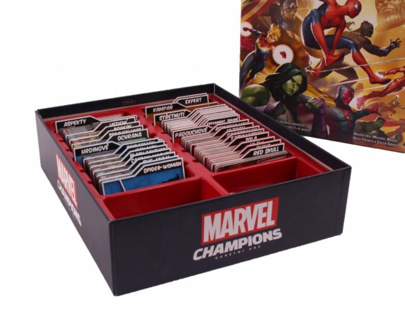 Marvel Champions - Oddělovače