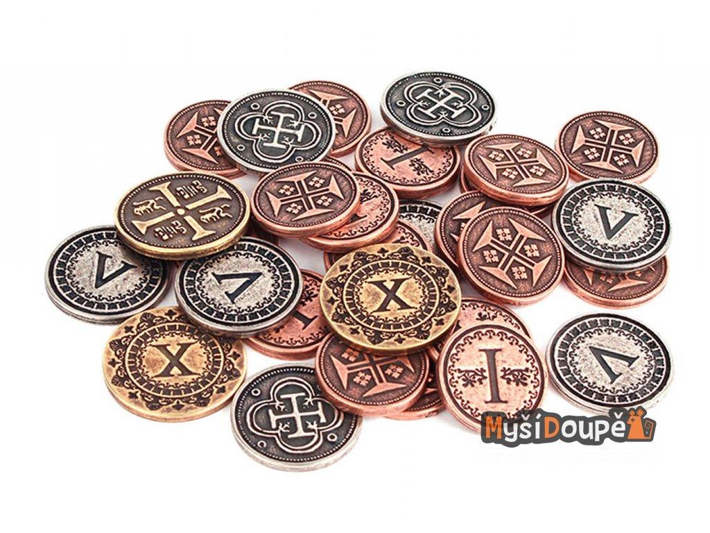 herni mince kov stredovek 3
