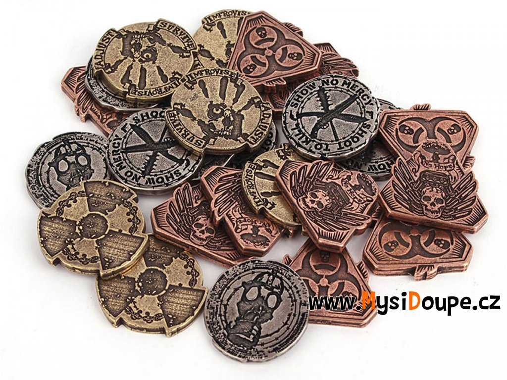 Apokalypticky mince kovove